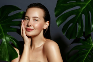 Hydrated, resilient skin leads to brighter skin