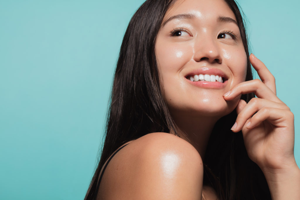 Alcohol-free skin care products